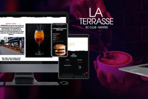 Feed-Terrasse